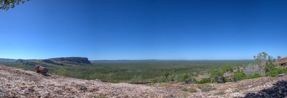 Nourlangie Rock Panorama 2